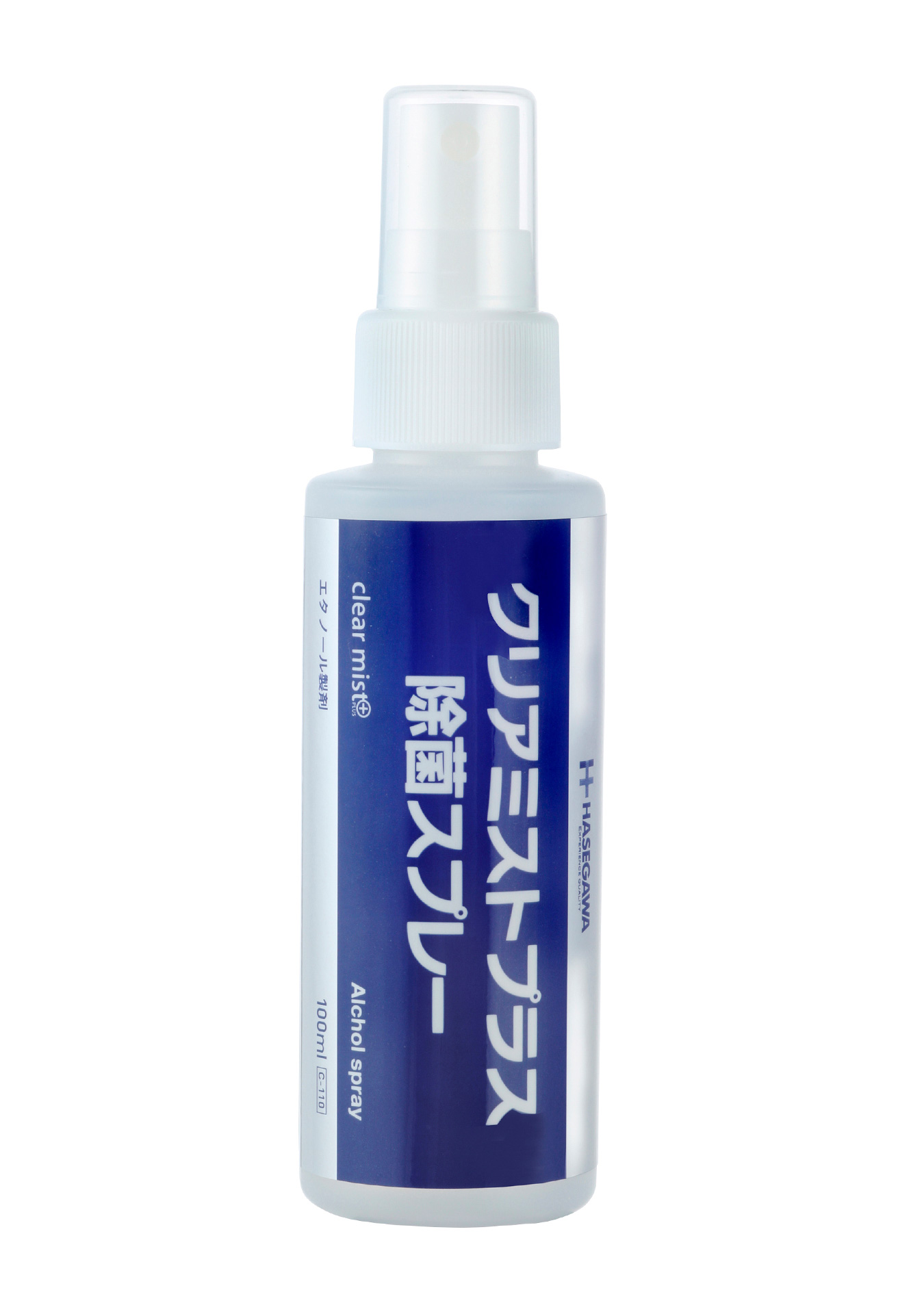 アルコール製剤(エタノール製剤) クリアミストプラス 除菌スプレー100ml